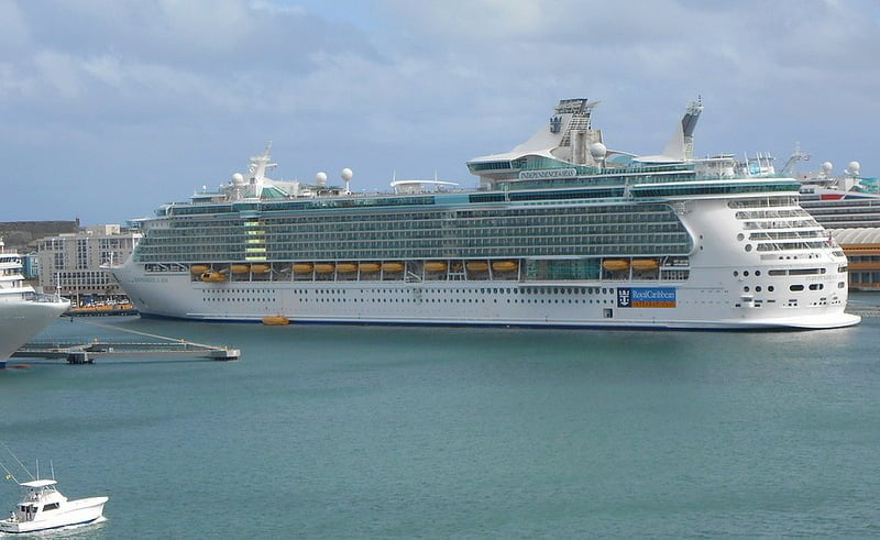Photo:San Juan - Independence of the Seas By:roger4336