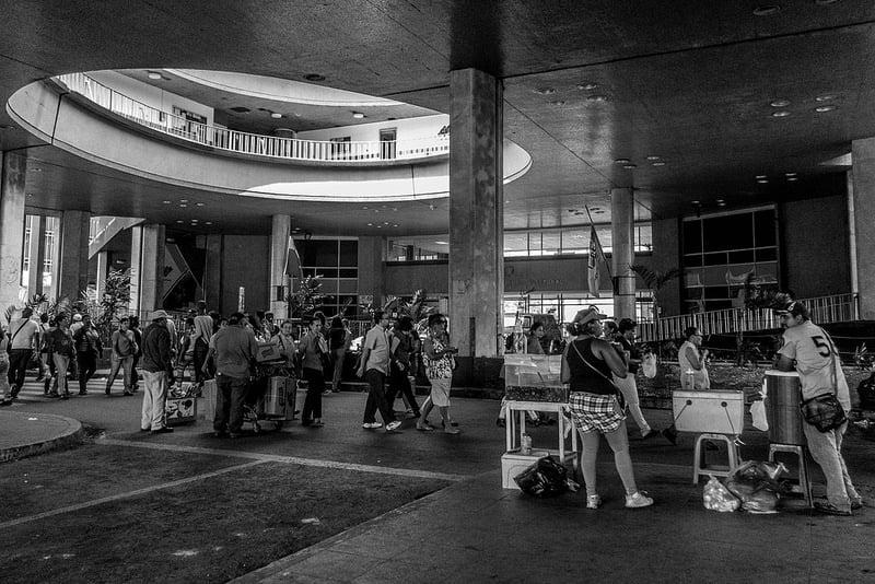 Photo:Centro Simón Bolivar // Caracas By:Julio César Mesa