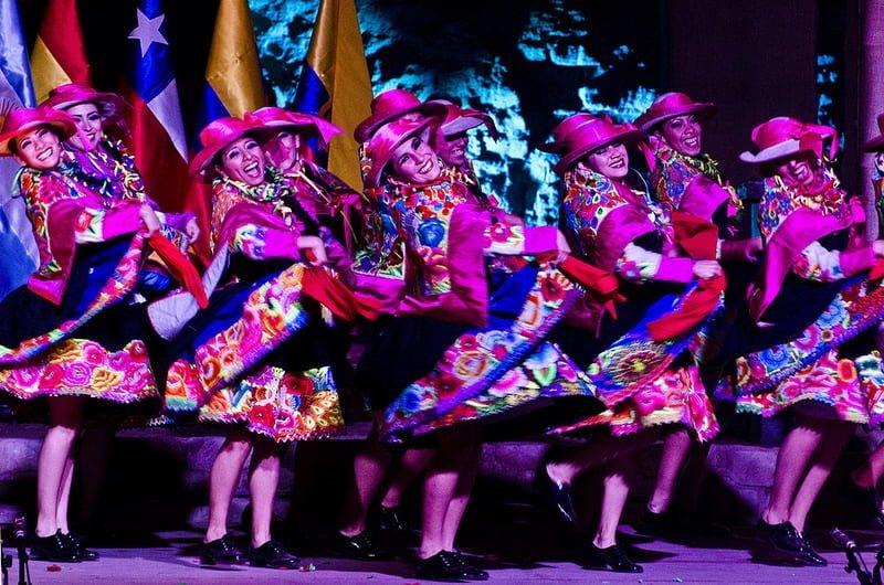 Photo:Celebración de los pueblos del Qhapaq Ñac por el Patrimonio Mundial By:Ministerio de Cultura de la Nación