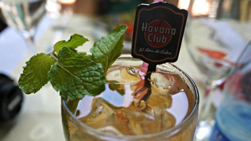 Mojito in Havana Cuba