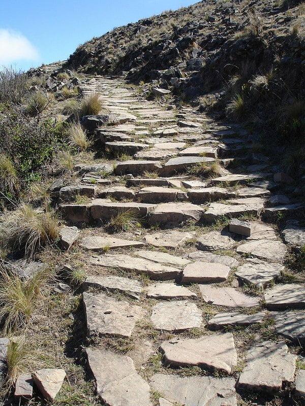 Photo:Jujuy_Sección Quebrada Grande-Las Escaleras, Foto 1 By:Ministerio de Cultura de la Nación