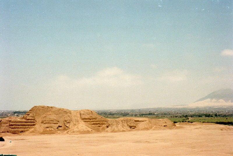 Photo:020 Proyecto Ruins Chan Chan Peru 1996 By:David Holt London