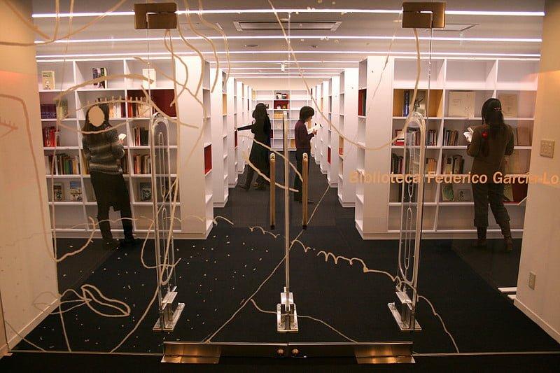 Photo:Instituto Cervantes de Tokio By:Instituto Cervantes de Tokio