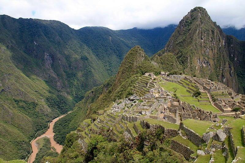 Photo:Macchu Picchu By:CHeitz