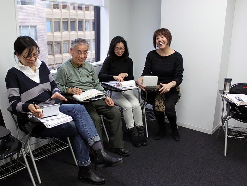 Photo:Clases (8) By:Instituto Cervantes de Tokio