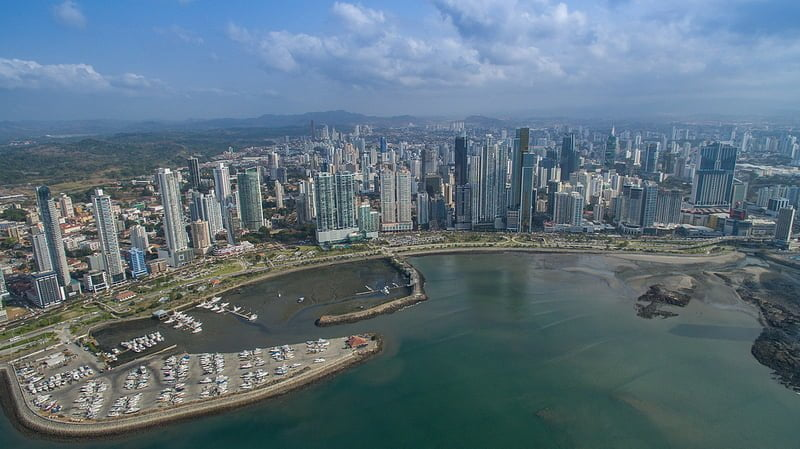 Photo:Panama City By:dronepicr