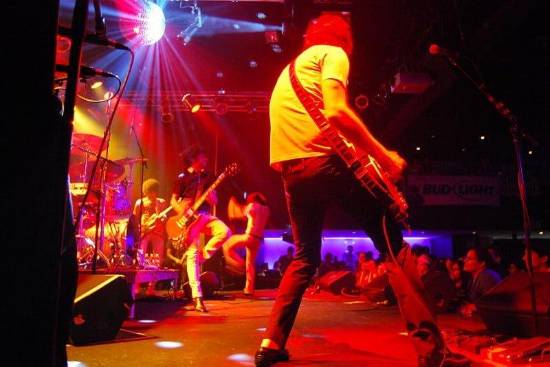 Photo:Babasonicos 6/25 Highline Ballroom NYC By:Maria Gagnon