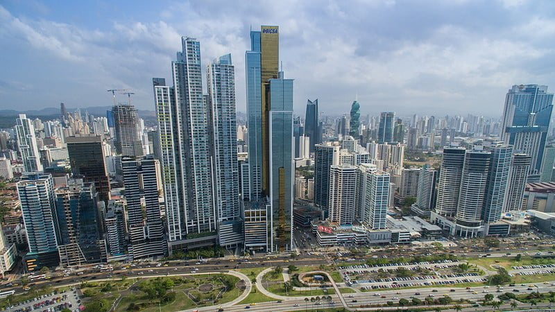 Photo:Panama Papers By:dronepicr