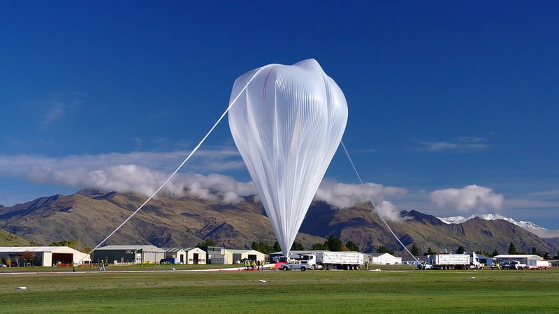 Photo:NASA Super Pressure Balloon Begins Globetrotting Journey By:NASA Goddard Photo and Video
