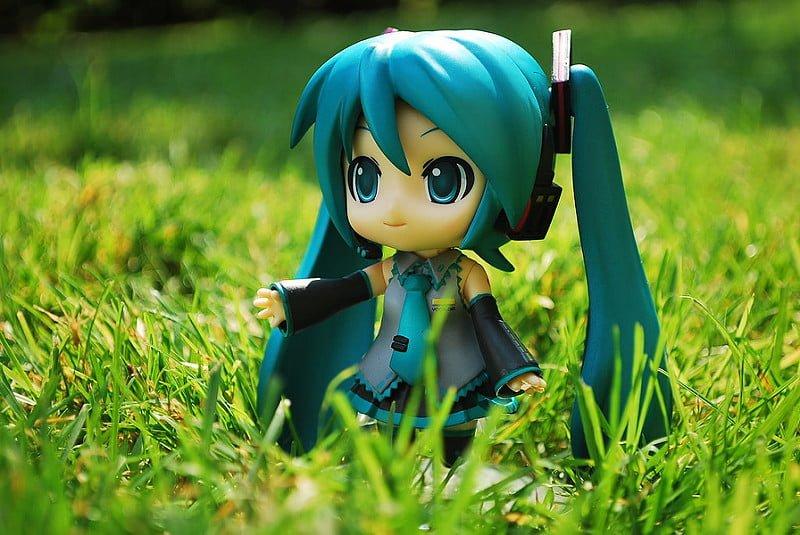 Photo:Nendoroid - Miku Hatsune By:alessino