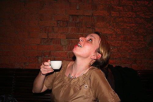 Photo:Gargling Espresso By:THRILLHO