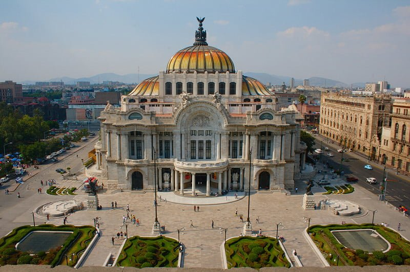 Photo:Palacio de Bellas Artes By:Esparta