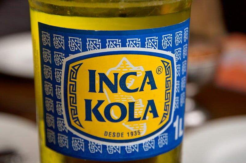 Photo:Inca Kola By:Christian Haugen