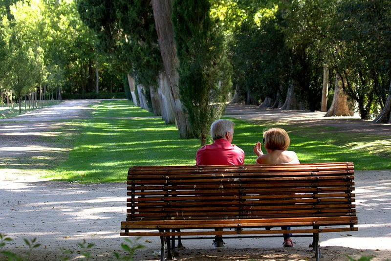 Photo:una mañana de septiembre en los Jardines del Príncipe de Aranjuez By:M. Martin Vicente
