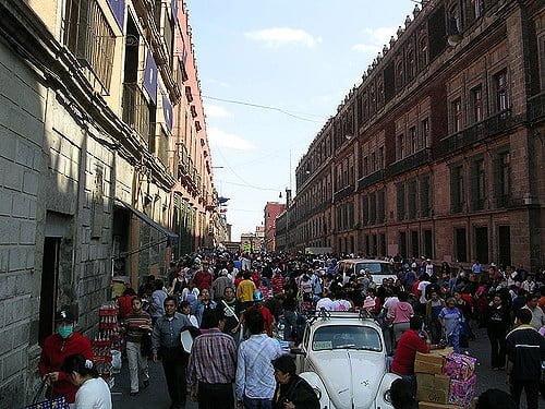 Photo:Ciudad México, calle Hostel Moneda By:diego.aviles