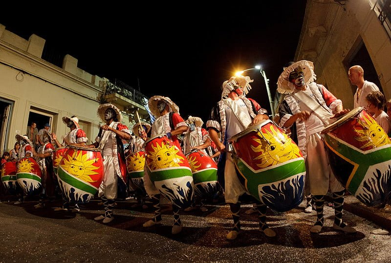 Photo:Al compás del tamboril | Las Llamadas | Carnaval 2011 | 110204-0852-jikatu By:jikatu