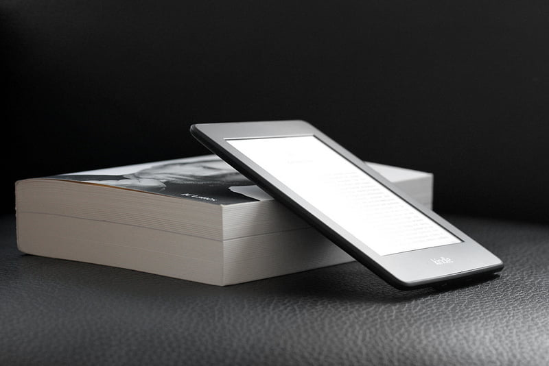 Photo:Kindle Paperwhite By:blogeek