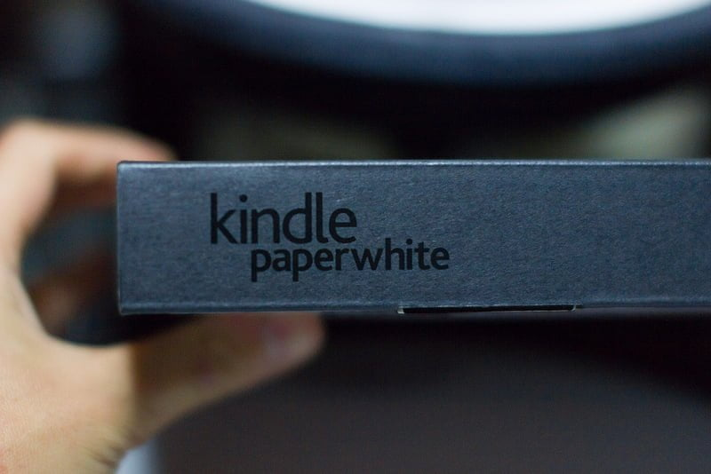 Photo:Kindle Paperwhite 3G By:miya-aki