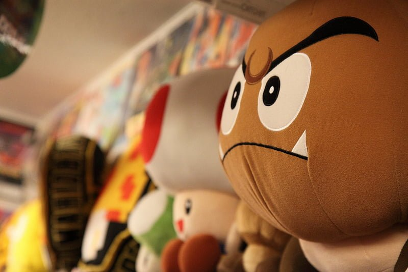 Photo:Goomba By:clry2