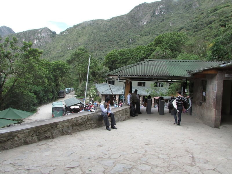 Photo:Machu Picchu Peru ~ Ticket Gate from the inside looking out By:VasenkaPhotography