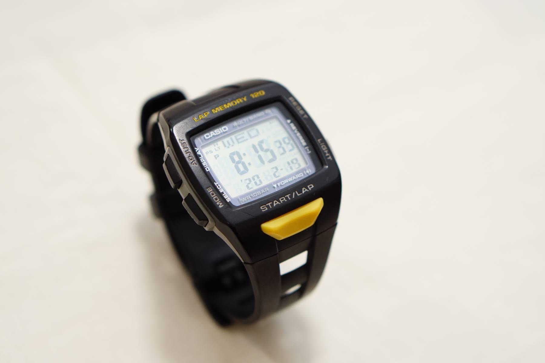 腕時計 フィズ LAP MEMORY 120