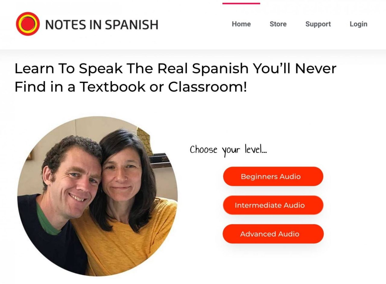 notesinspanish